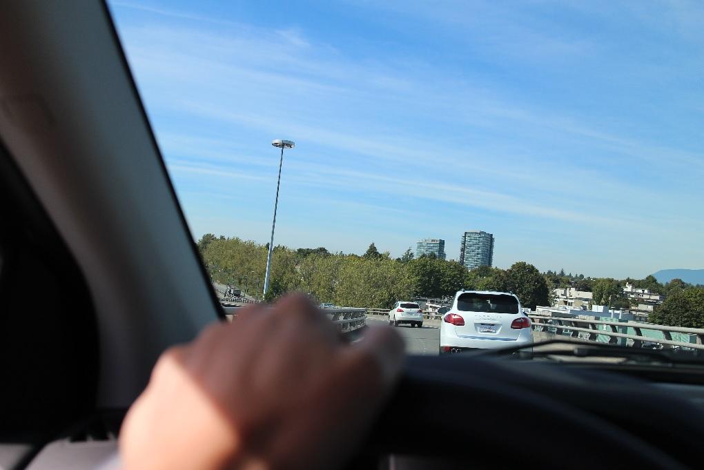 canada driving