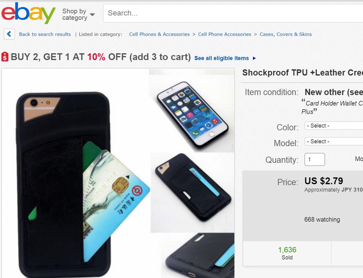 ebay case