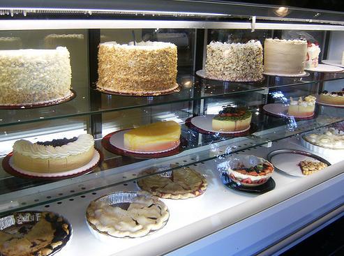 バンクーバー チーズケーキ