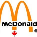 マクドナルドの店名には最後にSがついている