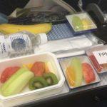 【FPMLって何?】フルーツプラッターというフルーツだけの機内食を試してみた